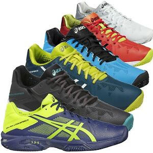 Details zu ASICS Gel Solution Speed 3 Clay Herren Tennisschuhe NEU E601N 0193
