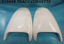 1984 1996 Corvette Hood Scoops Millennium Serie Custom C4 Instock Fits 1995 Corvette