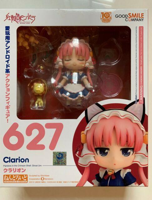 Good Smile Company Nendoroid 627 Clarion Pandora dans le Crimson Shell