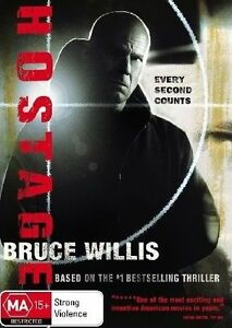 Hostage-New-Old-Aus-Stock-NEW-DVD-Rare-OOP-Bruce-Willis