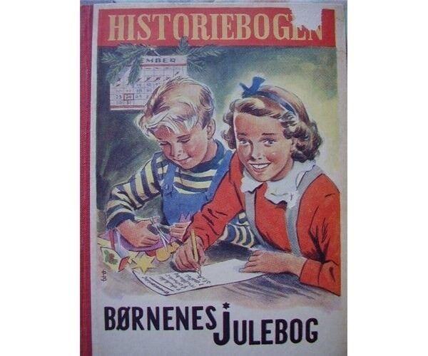 5 gamle børnebøger:, Forskellige forfattere