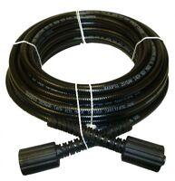B & S, Craftsman, Generac & Karcher 1/4 X 50' Pressure Washer Hose Made In Usa