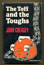 THE TOFF AND THE TOUGHS by John Creasey - 1968 1st American Edition in DJ
