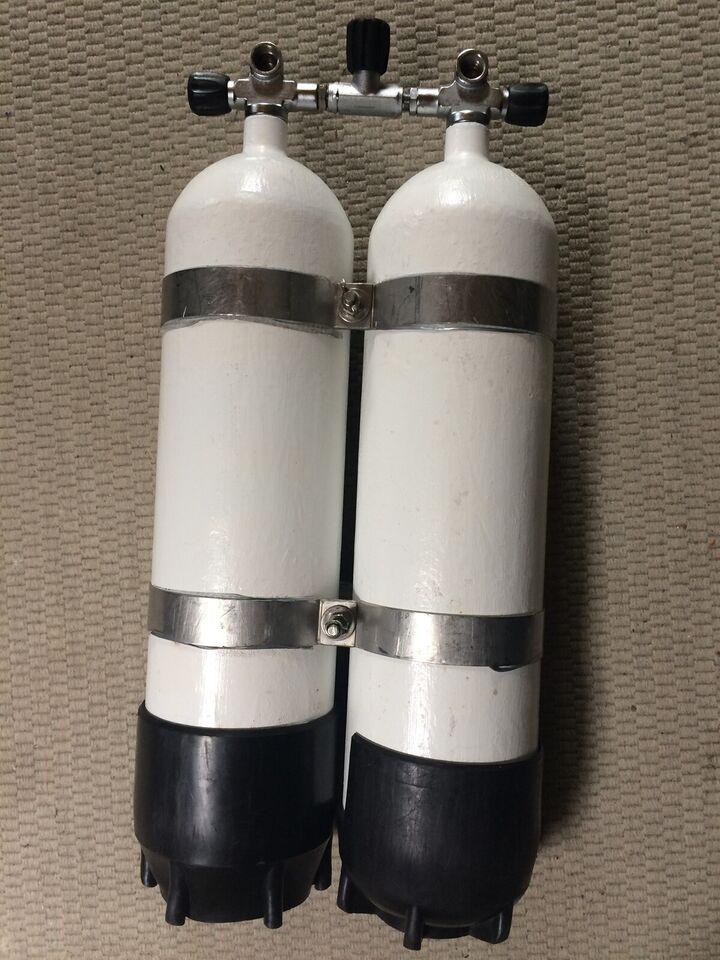 DB. 12 stålflasker
