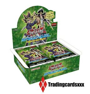 Yu-Gi-Oh-Boite-de-Boosters-Speed-Duel-L-039-Arene-des-Ames-Perdues-VF-SBLS