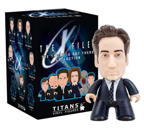X-FILES Titans La vérité est là-bas collection Mini-Figure
