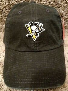 quality design where to buy stable quality American Needle NHL Pittsburgh Penguins Distressed Snapback Hat | eBay