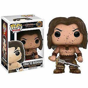 Funko Pop Movies 381 Conan 11901 Conan the Barbarian Bloody