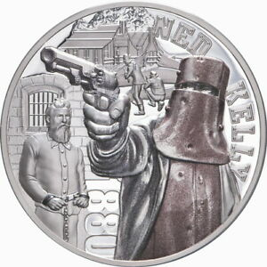 Niue-2020-Ned-Kelly-Outlaw-5-2-Oz-Pure-Silver-Ultra-High-Relief-Proof-FULL-OGP