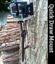 Action Cam / POV Tree Mount **QDM TRAIL CAMERA MOUNT** Patent Protected