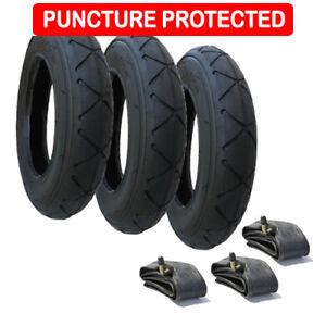 Mountain buggy swift Neumáticos /& Tubo Interior se de 2 tamaño 10 X 2 Punción Protección