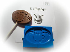 Shaun the sheep silicone mould/mold for choc,cake toppers,soap,candles,craft.