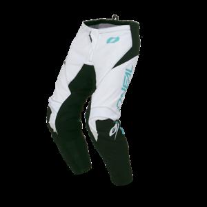 2019 O'NEAL ELEMENT RACEWEAR White Pants MX ATV BMX UTV Motocross