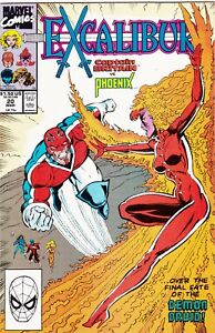 MARVEL-COMIC-EXCALIBUR-20-NM-UNREAD-58122-BR1D5