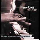 The Touch: Rockin' in Rhythm/Lazy Afternoon by Hank Jones (Piano) (CD, Nov-2002, 2 Discs, Concord Jazz)