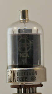 Image is loading One-Fully-Tested-NOS-Vacuum-Tube-6883-A-B-