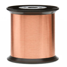 38 Awg Gauge Enameled Copper Magnet Wire 50 Lbs 99760 Length 00043 155c Nat