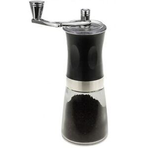 Kaffeemühle Hochwertige Handkaffeemühle aus Edelstahl Keramikmahlwerk