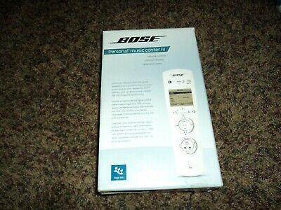 Bose lifestyle v25/v35/235/135 personal remote iii | ebay.