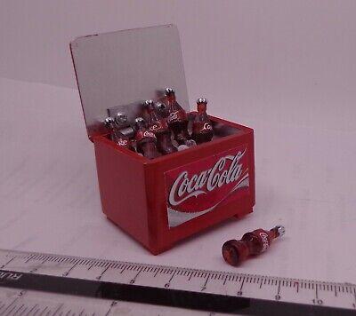 1:12 scala può Pepsi DRINK Casa delle Bambole in Miniatura