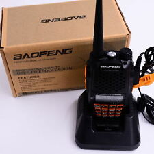 Ham Transceiver Baofeng UV-6R VHF/UHF 136-174/400-520MHz Dual-Dand Two-way Radio