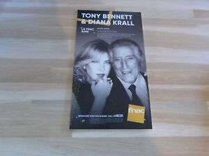 Tony-Bennett-amp-Diana-Krall-Live-Is-Here-To-Stay-Plv-Display-14-X-25CM
