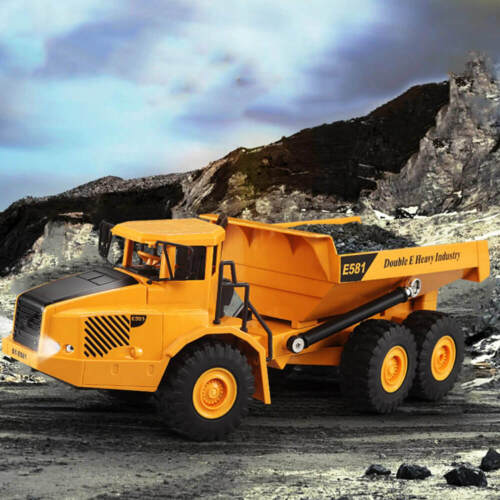 Details about  /1:16 RC Truck Dumper Caterpillar Tractor Car Excavator 2.4GHz Radio Controlled