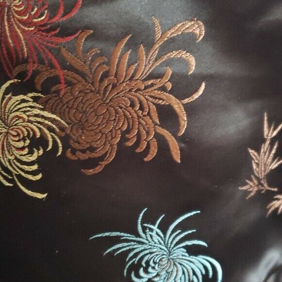 Vintage Authentic Chinese Cheongsam Qipao Brocade… - image 5