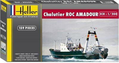 Heller 80604 1:200th scale Volontaire North Atlantic Fishing Trawler