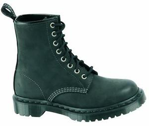 Black 16163001 Fori 1460 Doc Originale Martens Wyoming Dr 8 xHqYIEI
