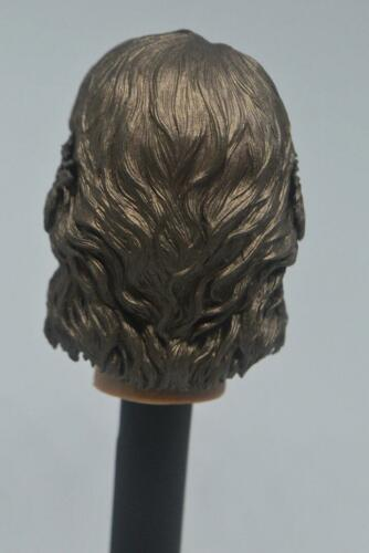 "1//6 Scale Anakin Skywalker Head Sculpt STAR WARS pour hot toys 12/"" figure ❶ USA ❶"