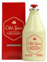 Old Spice Classic After Shave 4.25 Oz (pack Of 2) on sale