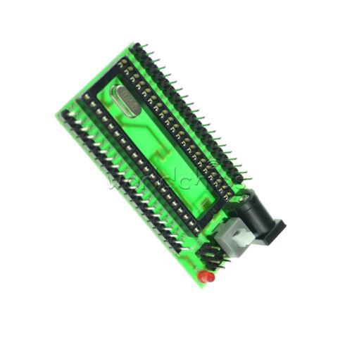 51 MCU System Board STC89C52 AT89S52 Development Board Learning Board