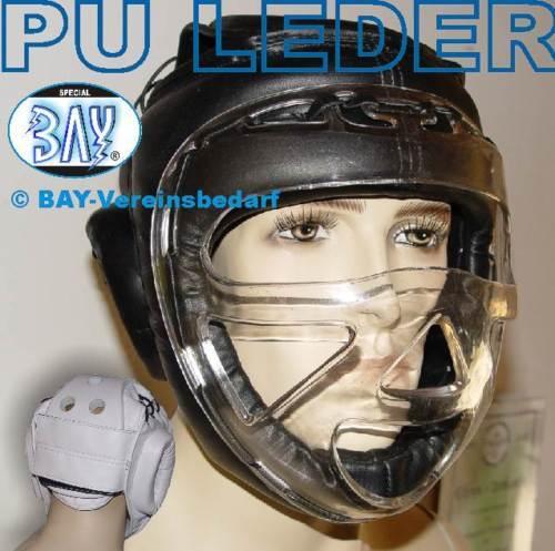 BAY® Kopfschutz+Maske Gesichtsmaske Visier Visier Visier Plexiglas Gitter Kopfmaske Eskrima ede71e