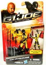 G.I.JOE RETALIATION: KIM ARASHIKAGE (YELLOW)