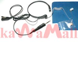Coil-Tube-1-pin-Throat-mic-for-Cobra-Radio-CBTR