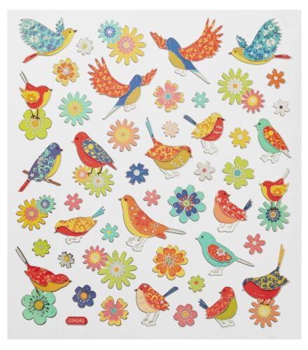 Design Sticker *Vögel II* 3452450 NEU Hobby
