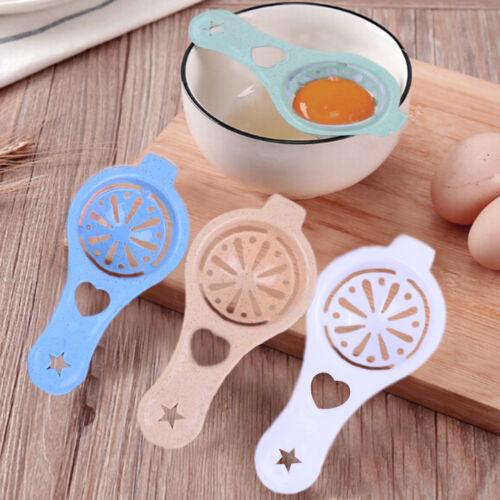 1Pcs egg yolk white separator holder divider sieve kitchen tool hot HUB MWCA
