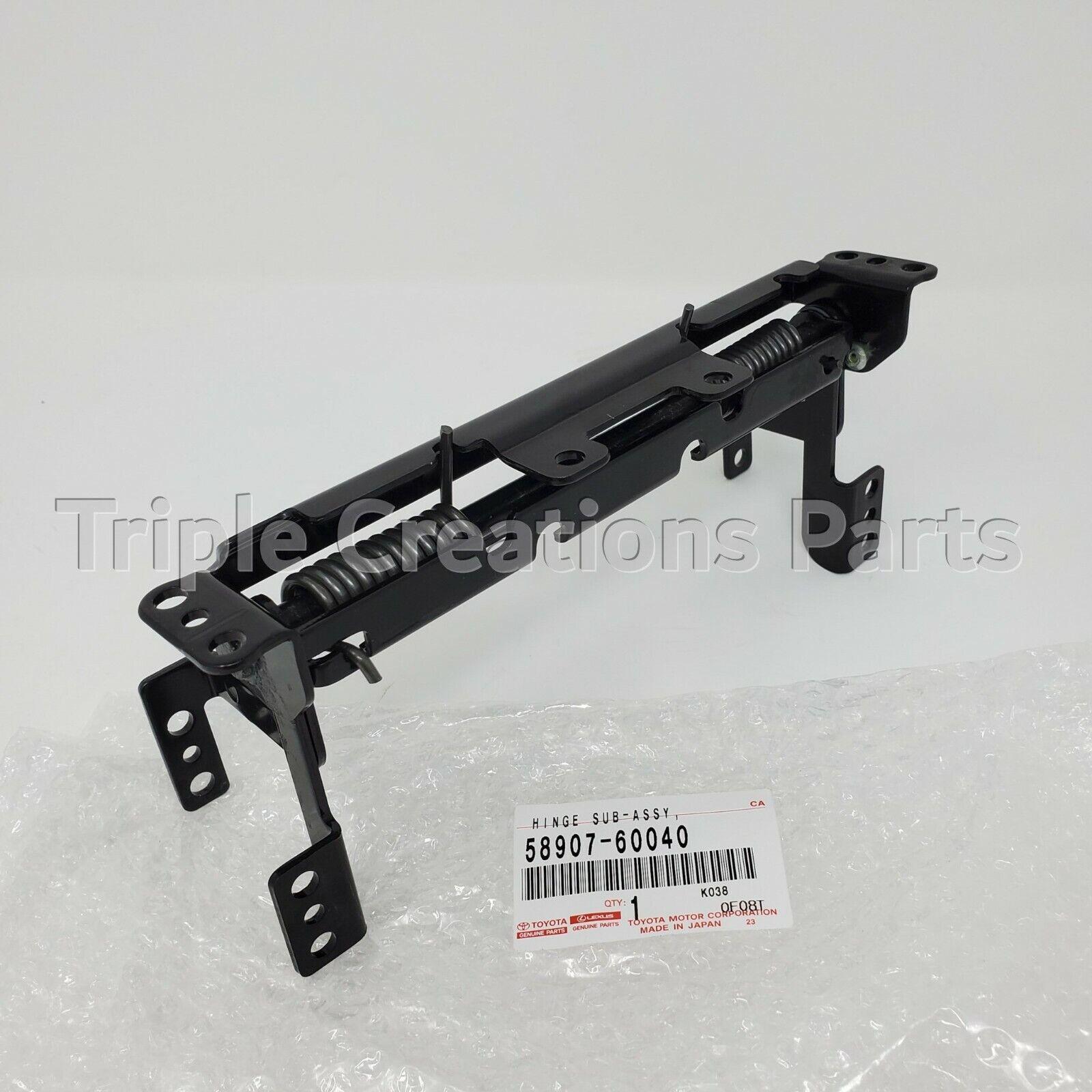 TOYOTA 58952-12060-B6 Console Compartment Door