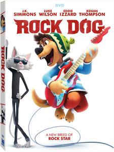 Rock Dog [New DVD] Ac-3/Dolby Digital, Dolby, Subtitled, Widescreen