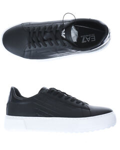 Uomo Emporio Pelle Armani 2 Nero X8x003xk003 Sneaker Ea7 Scarpe wXv6Uqw