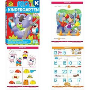 Big workbook Kindergarden Ages 5-6