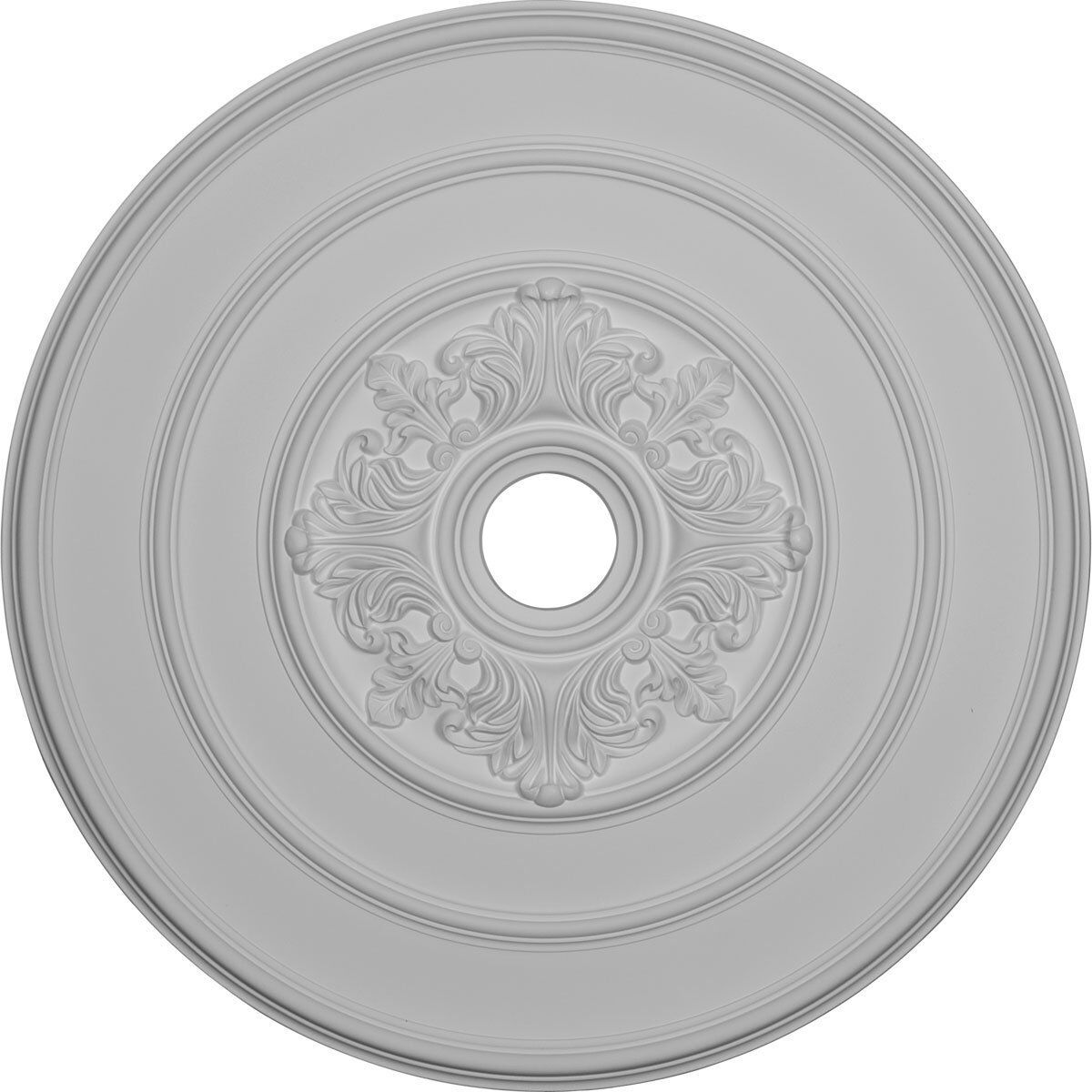 26 OD x 3 1 8 ID Ceiling Medallion (Fits Canopies up to 4 1 4 ), CM6178