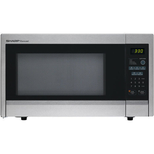Sharp R 331zs Countertop Microwave Oven
