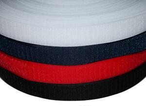 Klettband-25m-Klett-25m-Flausch-auf-Rolle-16-20-25-30-38-50-100mm