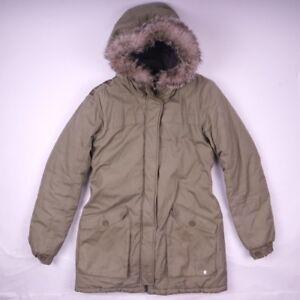 Details Zu Bench Winterjacke Grün Mantel Jacke Damen GrM n80vmwNO