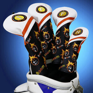 USA-Golf-Head-Cover-Driver-Headcover-Fairway-Wood-Hybrid-for-Taylormade-Callaway