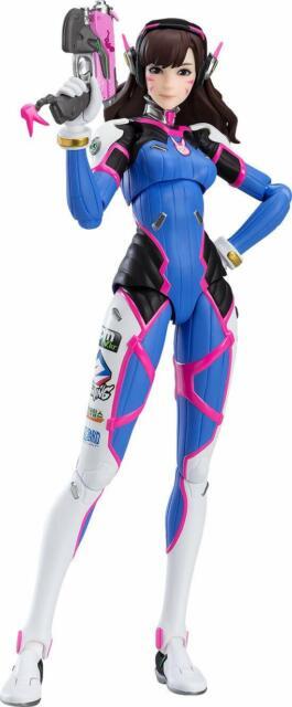 Buono Sorriso Company Figma Overwatch D.VA Action Figure Giappone Ufficiale