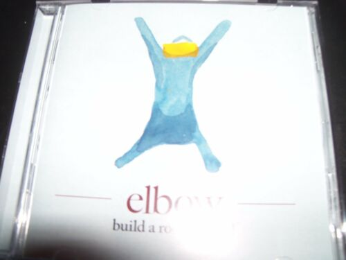 1 of 1 - Elbow Build A Rocket Boys (Australia) CD – Like New