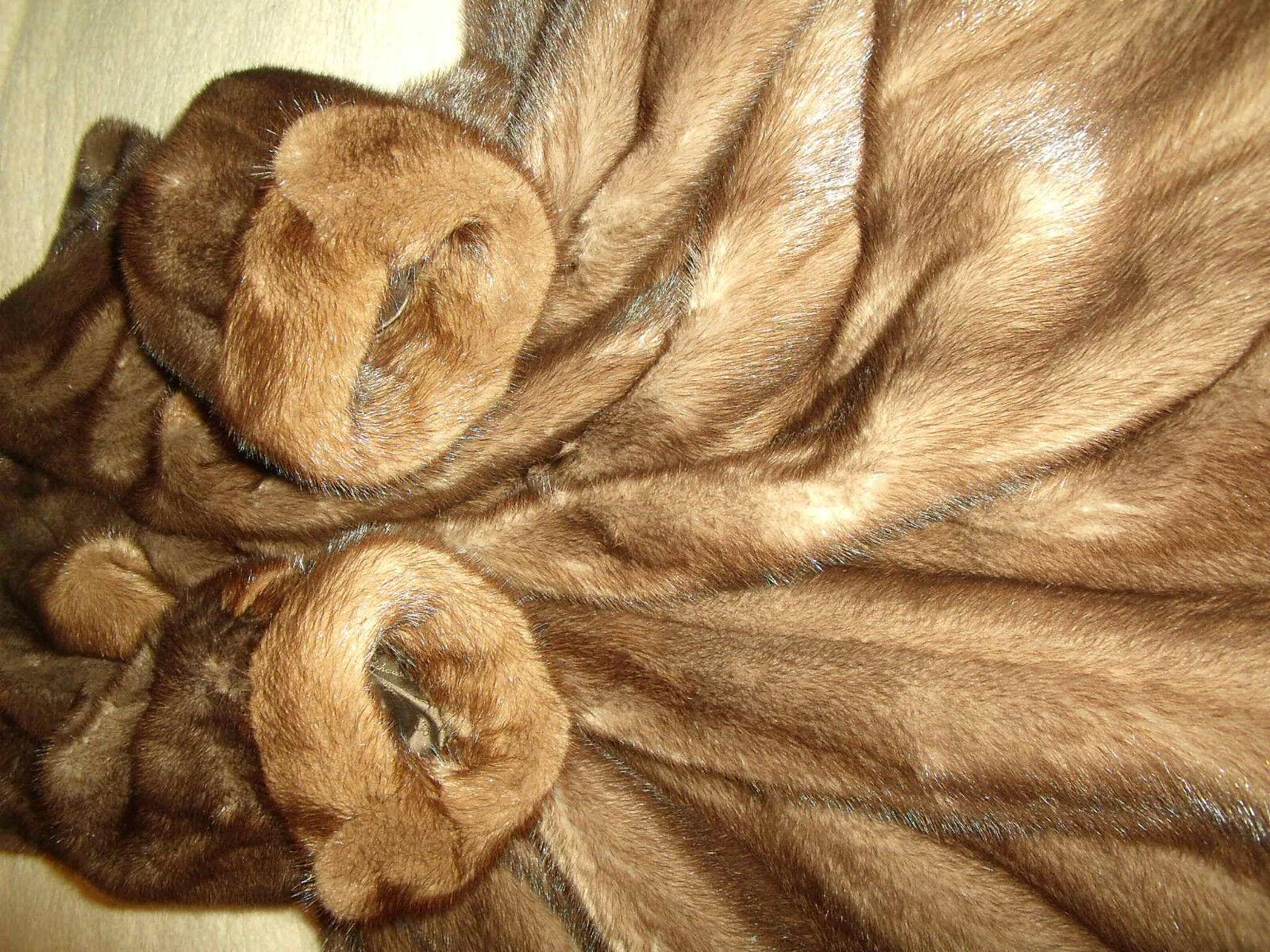 Bellamente    señora abrigo vison-swinger  talla  44 46  Demi Buff  absolutamente impecable   autorización